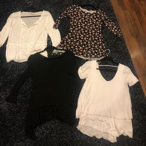 Daisies (Daisy Shoppe) Tunics, one is Sweet Claire